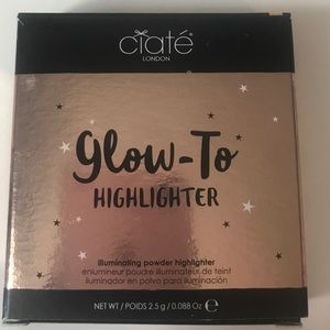 Ciate Glow-To Highlighter Pan